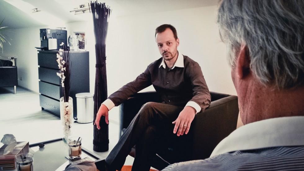 Arne Wolter - Psychologischer Psychotherapeut für Verhaltenstherapie in Oldenburg